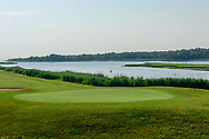 Indian Island Golf Course, Riverhead, NY, Peconic River and Flanders Bay, , Flanders,  Long Island, New York