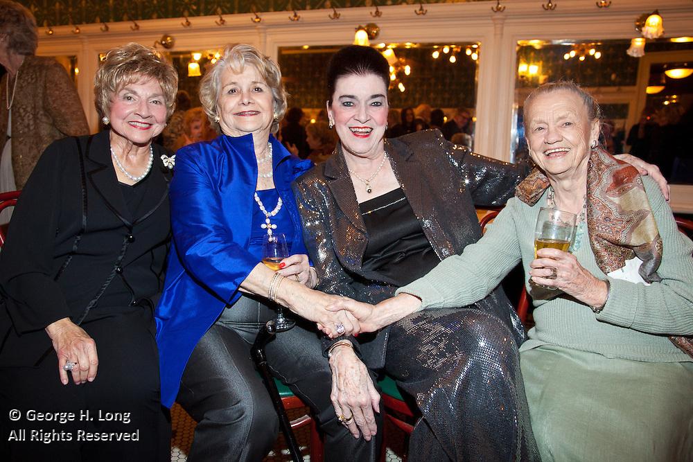 Anita Georges' 80th birthday celebration at Galatoire's