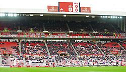 Bristol City fans at Sunderland - Mandatory by-line: Robbie Stephenson/JMP - 28/10/2017 - FOOTBALL - Stadium of Light - Sunderland, England - Sunderland v Bristol City - Sky Bet Championship