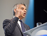 Labour Annual Conference<br /> at the Echo Arena & BT Convention Centre, Liverpool, Great Britain <br /> 25th to 28th September 2011 <br /> <br /> The Right Honourable<br /> Sadiq Khan <br /> MP<br /> <br /> Shadow Secretary of State for Justice<br /> <br /> Photograph by Elliott Franks
