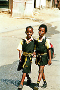 South Africa - Alextown Children