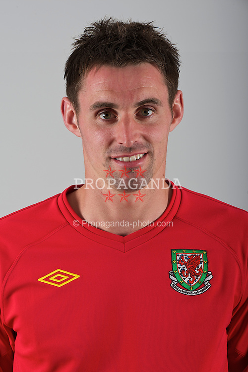 Wales' Andy Dorman.