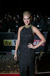 © licensed to London News Pictures. London, UK 06/12/2012. Ashley Roberts attending The Sun Military Awards at Imperial War Museum. Photo credit: Tolga Akmen/LNP