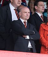July 30th 2017, Dundee, Scotland; Betfred Cup football, group stages, Dundee versus Dundee United; Dundee United chairman Stephen Thomson<br /> <br />  - Picture by David Young - www.davidyounghoto@gmail.com - email: davidyoungphoto@gmail.com
