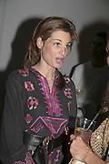 Jemima Khan, Vogue 90th birthday party and to celebrate the Vogue List, Serpentine Gallery. London. 8 November 2006. ONE TIME USE ONLY - DO NOT ARCHIVE  © Copyright Photograph by Dafydd Jones 66 Stockwell Park Rd. London SW9 0DA Tel 020 7733 0108 www.dafjones.com