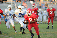 Lafayette Middle School vs. Senatobia in Oxford, Miss. on Tuesday, September 27, 2011.