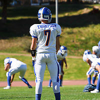Sacred Heart Cathedral v. Serra Football 100910