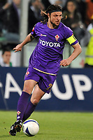 """Tomas Ujfalusi (Fiorentina)<br /> Firenze 1/5/2008 Stadio """"Artemio Franchi"""" <br /> Uefa Cup 2007/2008 Semifinals - Semifinale second Leg<br /> Fiorentina Rangers Glasgow (0-0) (2-4 a.p.)<br /> Foto Andrea Staccioli Insidefoto"""