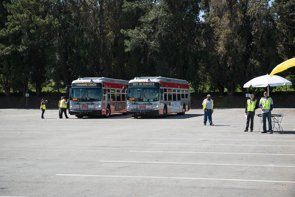 31st SFMTA Roadeo | April 2, 2016