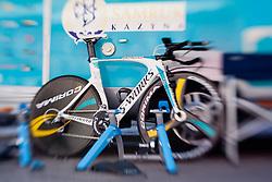 Bicycle at prologue (17,8km) of Tour de Slovenie 2012, on June 17 2012, in Ljubljana, Slovenia. (Photo by Matic Klansek Velej / Sportida.com)