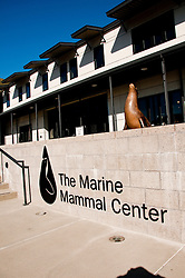 Marine Mammal Center, Marin Headlands; sightseeing; San Francisco, California, USA.  Photo copyright Lee Foster.  Photo # california107901
