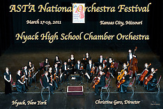 Nyack High School Chamber Orchestra, March 18, 2011