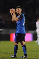Jeremy TOULALAN   - 07.03.2015 -  Evian Thonon / Monaco -  28eme journee de Ligue 1 <br />Photo : Jean Paul Thomas / Icon Sport<br /><br />  *** Local Caption ***