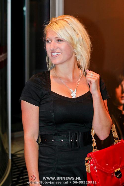 NLD/Amsterdam/20111017 - Premiere De Heineken Ontvoering, Britt Dekker