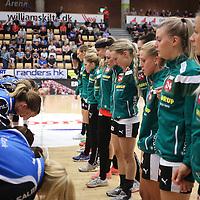 HBALL: 1-10-2016 - Randers HK - Viborg HK - Primo Tours Dameligaen