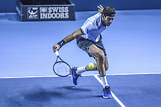 Swiss Indoors 2017 - 29 October 2017