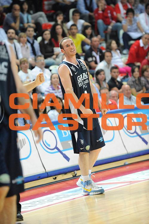 DESCRIZIONE : Teramo Lega A 2008-09 Bancatercas Teramo GMAC Fortitudo Bologna <br /> GIOCATORE : Marcelo Huertas <br /> SQUADRA : GMAC Fortitudo Bologna<br /> EVENTO : Campionato Lega A 2008-2009<br /> GARA : Bancatercas Teramo GMAC Fortitudo Bologna<br /> DATA : 10/05/2009<br /> CATEGORIA : Delusione<br /> SPORT : Pallacanestro<br /> AUTORE : Agenzia Ciamillo-Castoria/G.Ciamillo
