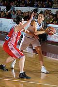 DESCRIZIONE : Venezia Additional Qualification Round Eurobasket Women 2009 Italia Croazia<br /> GIOCATORE : Mariachiara Franchini<br /> SQUADRA : Nazionale Italia Donne<br /> EVENTO : Italia Croazia<br /> GARA :<br /> DATA : 10/01/2009<br /> CATEGORIA : Palleggio<br /> SPORT : Pallacanestro<br /> AUTORE : Agenzia Ciamillo-Castoria/M.Gregolin