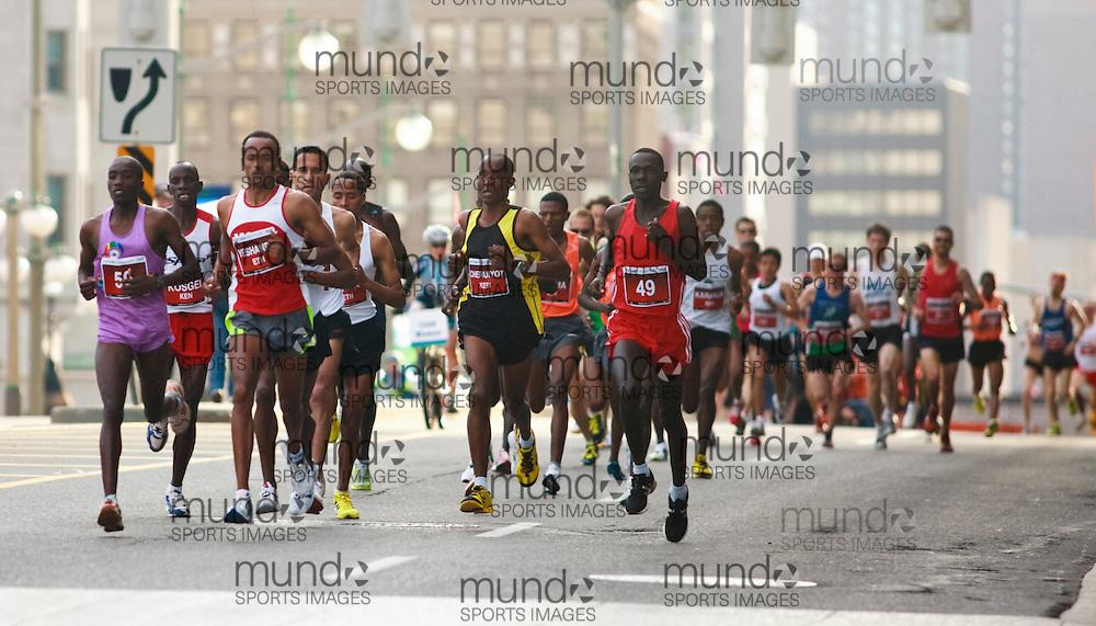 Ottawa, Ontario ---24/05/09--- \ottmrunners\.GEOFF ROBINS Mundo Sport Images