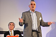 Nigel Kershaw, Big Issue Invest. Igniting the SPARK in social enterprise, a debate at BT Tower, London.
