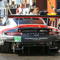 #91, Porsche Motorsport, Porsche 911 RSR (2017), driven by, Richard Lietz, Frederic Makowiecki, FIA WEC 6hrs of Spa 2017, 03/05/2017,