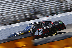 July 20, 2018 - Loudon, New Hampshire, United States of America - John Hunter Nemechek (42) takes to the track to practice for the Lakes Region 200 at New Hampshire Motor Speedway in Loudon, New Hampshire. (Credit Image: © Justin R. Noe Asp Inc/ASP via ZUMA Wire)