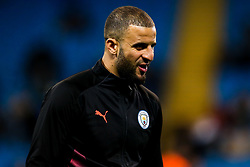 Kyle Walker of Manchester City - Mandatory by-line: Robbie Stephenson/JMP - 26/11/2019 - FOOTBALL - Etihad Stadium - Manchester, England - Manchester City v Shakhtar Donetsk - UEFA Champions League Group Stage