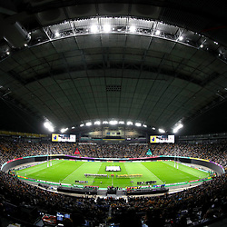 A general view of the Sapporo Dome ahead of the 2019 Rugby World Cup Pool D match at Sapporo Dome. <br /> <br /> Photo by Icon Sport - --- - Sapporo - Sapporo (Japon)
