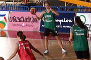 Cervia  01/12/2009<br /> Allenamenti Nazionale Italiana Femminile Sperimentale<br /> Foto Ciamillo