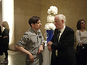 JEREMY DELLER, Opening of Rude Britannia. Tate Britain. Millbank. London. 7 June 2010. -DO NOT ARCHIVE-© Copyright Photograph by Dafydd Jones. 248 Clapham Rd. London SW9 0PZ. Tel 0207 820 0771. www.dafjones.com.