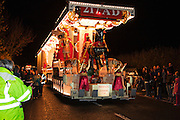 Rome 217AD by Phoenix CC at North Petherton Guy Fawkes Carnival 2010.