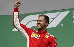 June 10, 2018 - Montreal, Canada - Motorsports: FIA Formula One World Championship 2018, Grand Prix of Canada , #5 Sebastian Vettel (GER, Scuderia Ferrari) (Credit Image: © Hoch Zwei via ZUMA Wire)