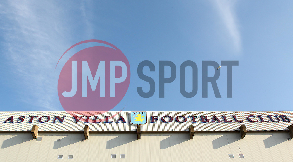 Aston Villa Football Club - Photo mandatory by-line: Robbie Stephenson/JMP - Mobile: 07966 386802 - 07/04/2015 - SPORT - Football - Birmingham - Villa Park - Aston Villa v Queens Park Rangers - Barclays Premier League