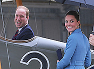 KATE & Prince William Visit Omaka Aviation Centre 2