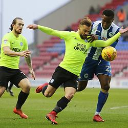 Wigan Athletic v Peterborough United