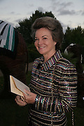 Marchioness of Tavistock, QUINTESSENTIALLY AND ELEPHANT FAMILY TRUNK SHOW PARTY. SERPENTINE PAVILION, HYDE PARK. 16 SEPTEMBER 2007. -DO NOT ARCHIVE-© Copyright Photograph by Dafydd Jones. 248 Clapham Rd. London SW9 0PZ. Tel 0207 820 0771. www.dafjones.com.