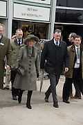 THE DUCHESS OF CORNWALL, The Cheltenham Festival Ladies Day. Cheltenham Spa. 11 March 2015