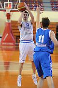 ATENE 18 GIUGNO 2012<br /> GRECIA B - NAZIONALE SPERIMENTALE<br /> NELLA FOTO LORENZO D'ERCOLE<br /> FOTO CIAMILLO