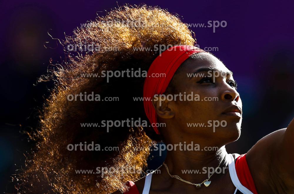 Olympic Games London 2012, Tennis women.Serena Williams (USA).© pixathlon