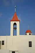 christian church in akko israel