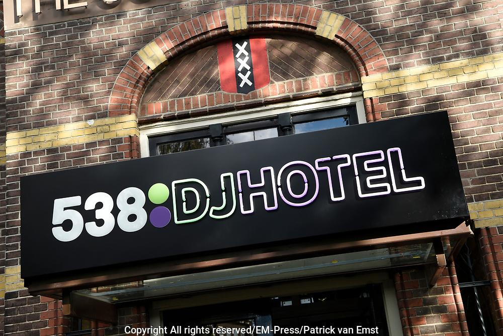 Lancering 538Dance Radio in het 538 DJHOTEL in Amsterdam.<br /> <br /> Op de foto: