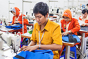 Scenes at the Development Center for Human Resources and Product Industry Enterprises or (Balai Pengembangan SDM & Produk IKM), a government center that provide individuals with the necessary training and experience to work in the garment industry.  Semarang, Indonesia.  May 14, 2013.