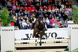 Svensson Peter, SWE, Balthazar<br /> Gothenburg Horse Show FEI World Cups 2017<br /> © Hippo Foto - Stefan Lafrentz