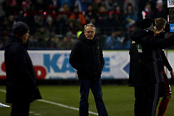 January 20, 2017 - Freiburg, Germany - Streich Christian Manager SC Freiburg reacts during the Bundesliga match between SC Freiburg and Bayern Muenchen at Schwarzwald-Stadion on January 20, 2017 in Freiburg im Breisgau, Germany. (Credit Image: © Elyxandro Cegarra/NurPhoto via ZUMA Press)