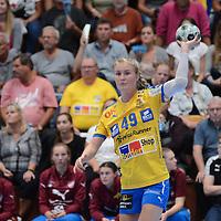 HBALL: 18-9-2016 - Nykøbing F. Håndboldklub - Lugi HF - EHF Cup
