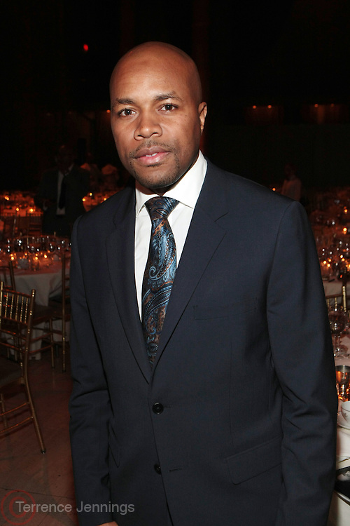 New York, NY-April 18: Recording Artist/DJ D-NICE attends Rev. Al Sharpton's National Action Network's Keeper of the Dream Awards held at Cipriani's Wall Street on April 18, 2012 in New York City. (Photo by Terrence Jennings)
