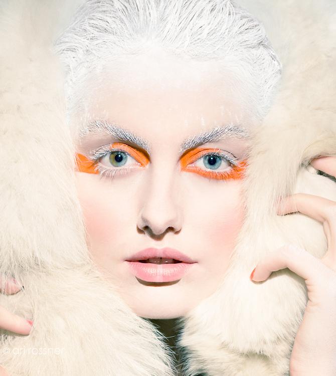 Model: Marina Voykova @Crystal MU&H: Henri Nuko