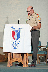 24 November 2007: Bryan Arnold's Eagle Court of Honor