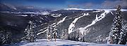 View From North Peak, Keystone Ski Area, Colorado
