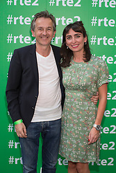 Michael Doherty and Martha Connolly VIP Magazine at the RT&Eacute; 2 New Season Launch party in Gateway House, Capel Street. Picture Andres Poveda<br />  pictured at the RT&Eacute; Two New Season Launch in Gateway House, Capel Street. Picture Andres Poveda